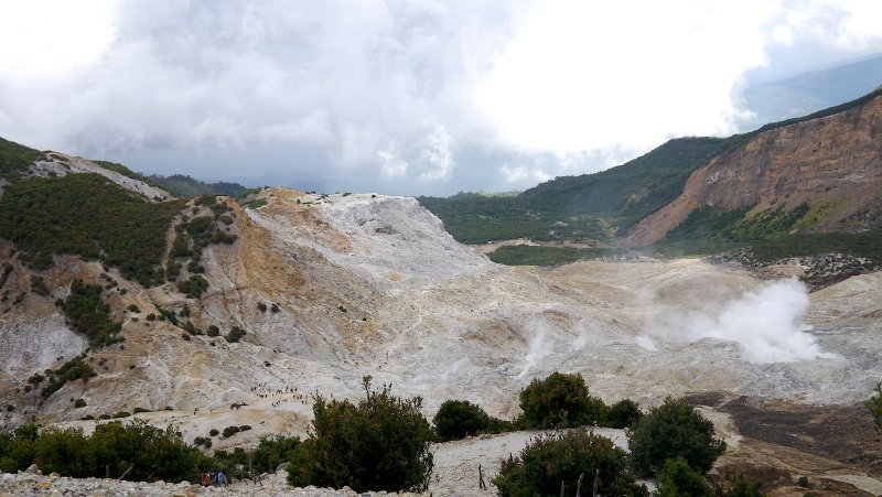 Kawah Papandayan