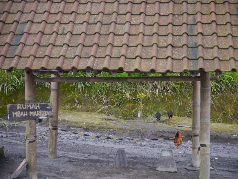 Lokasi Rumah Mbah Maridjan