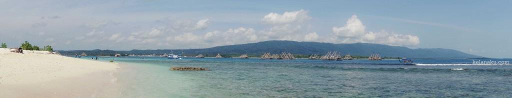 Panorama Pulau Oar, Sumur