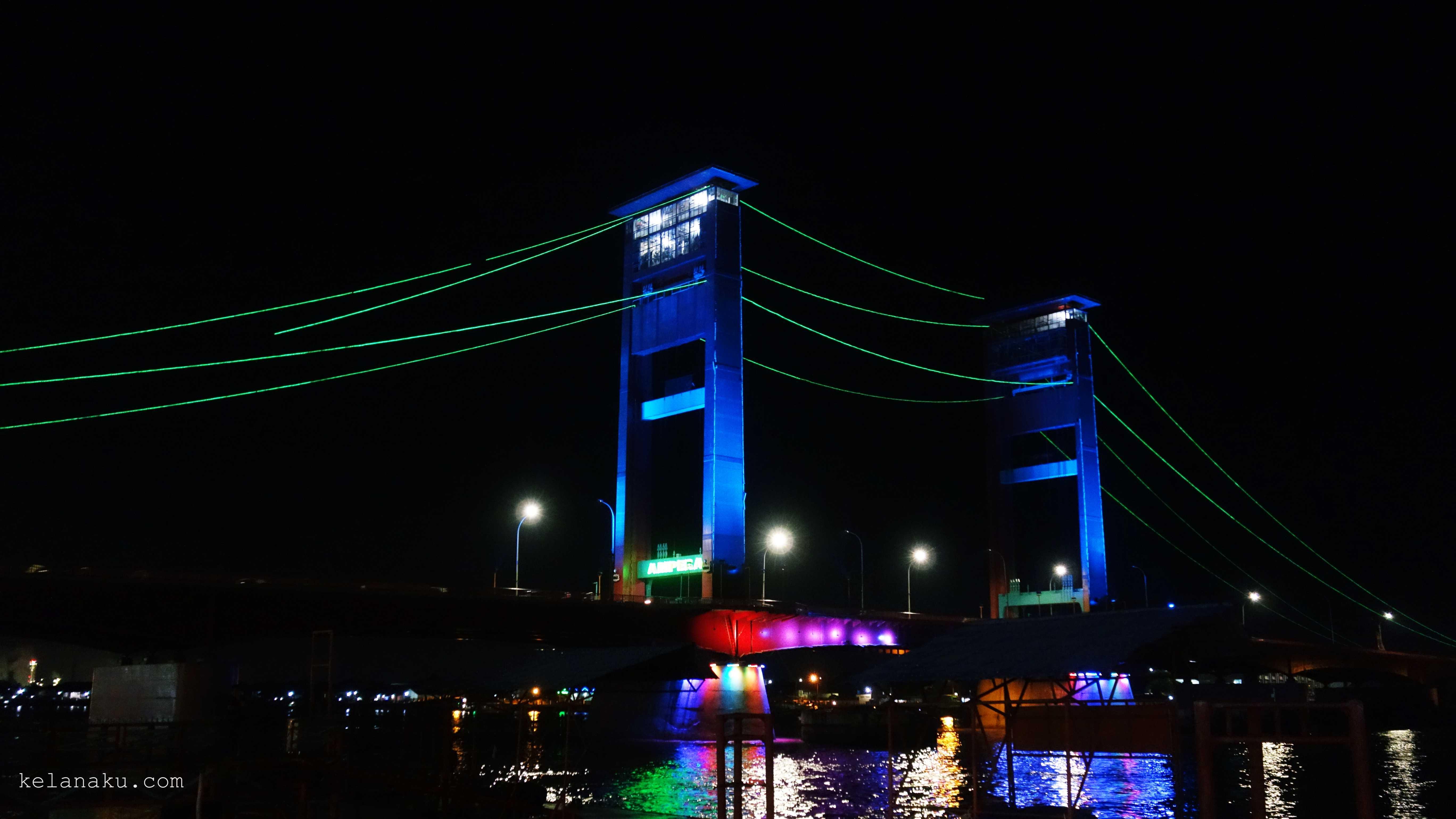 7 Tempat Wisata Di Kota Palembang - Kelanaku