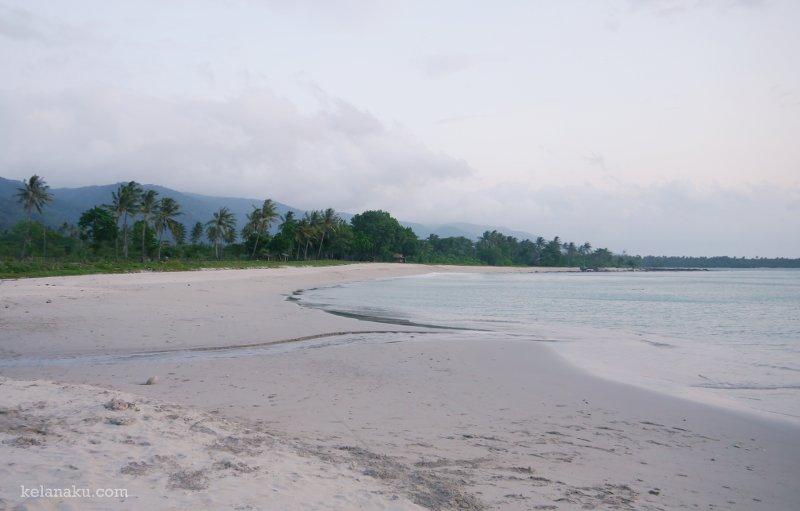 Pantai Keusik Panjang