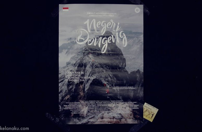 Poster Negeri Dongeng_