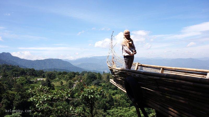 Getek Ranggon hills