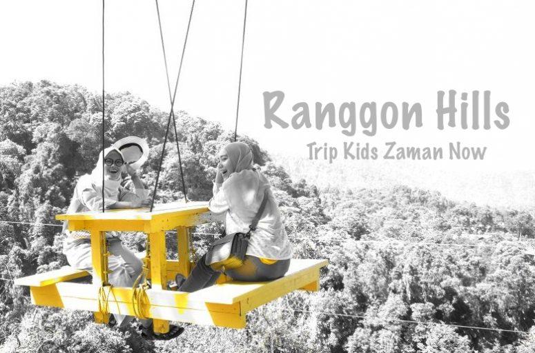 Kursi gantung Ranggon Hills_