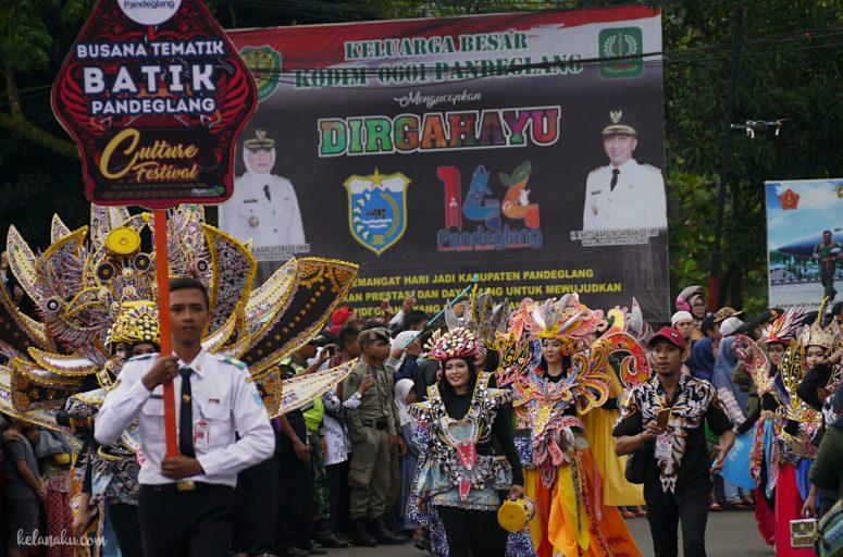 Pandeglang culture festival