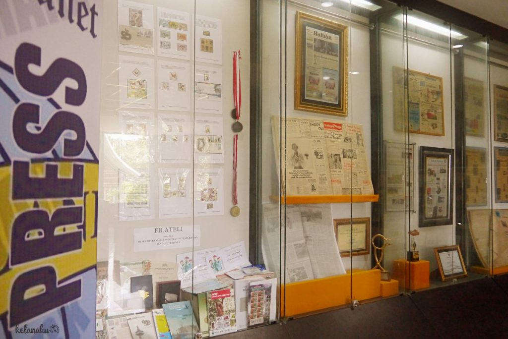 Perkembangan media cetak di Museum Adityawarman