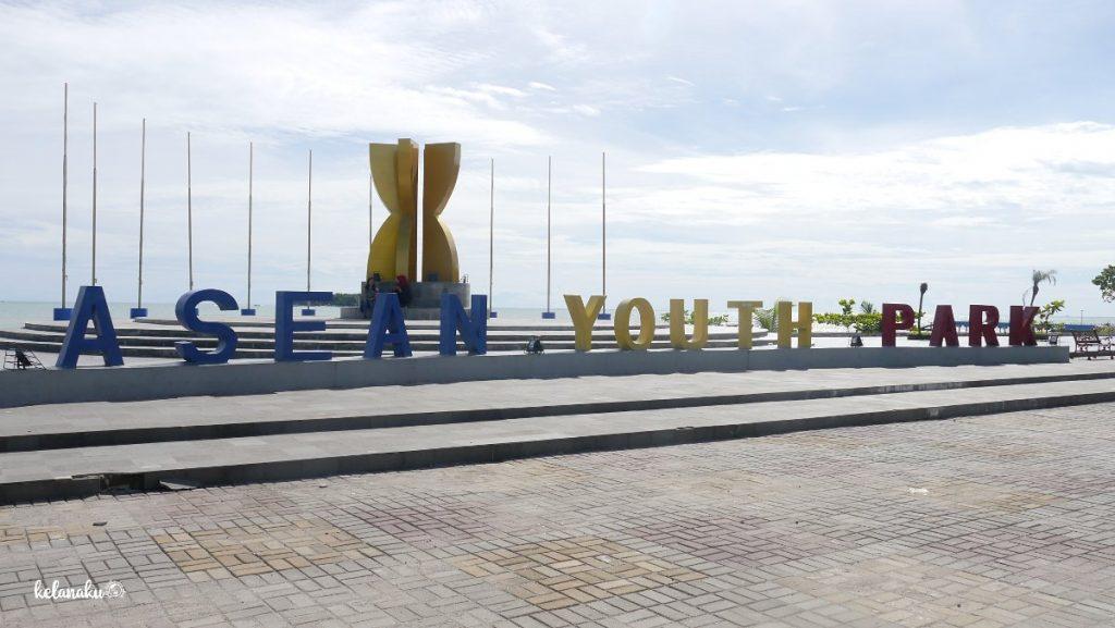 Asean Youth Park Pantai Gandorian, kelanaku.com