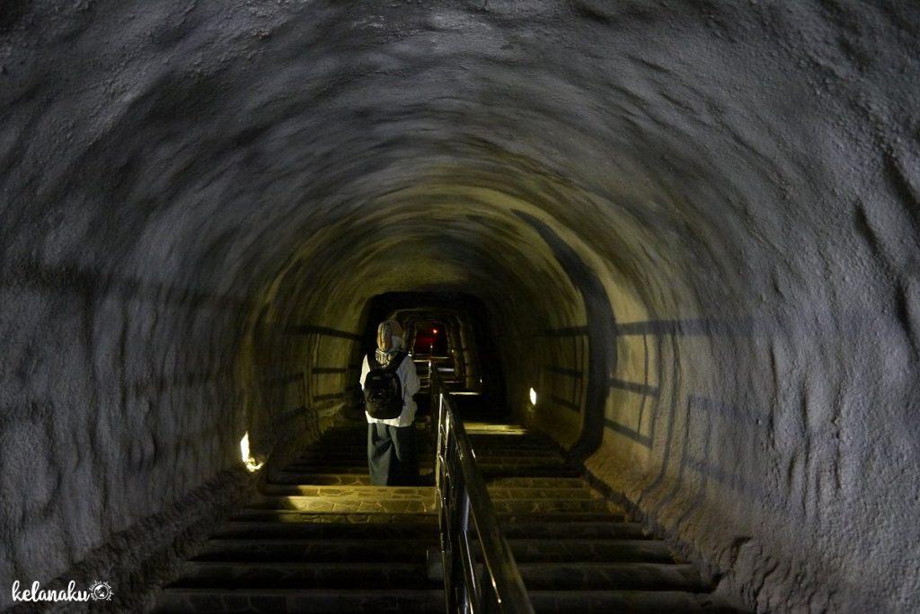Lubang Jepang, Wisata Bukittinggi