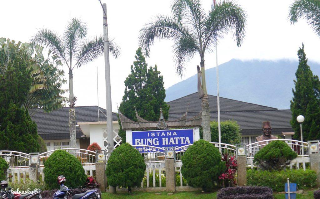 Istana Bung Hatta, Bukittinggi