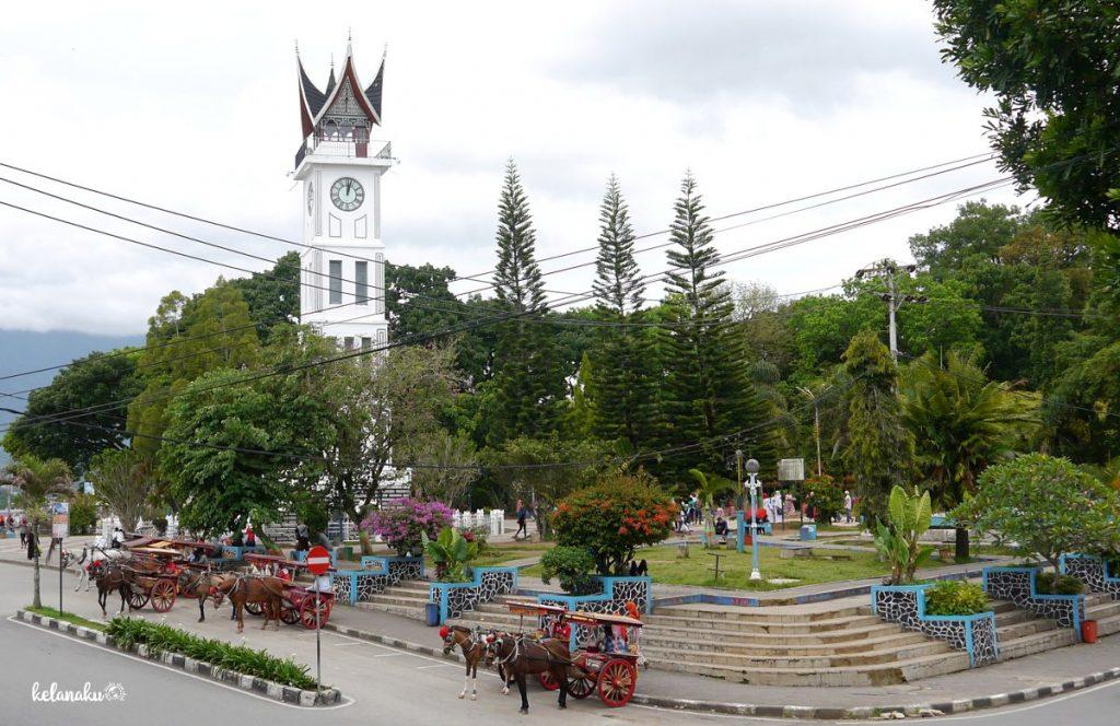 Jam Gadang, Wisata Bukittinggi