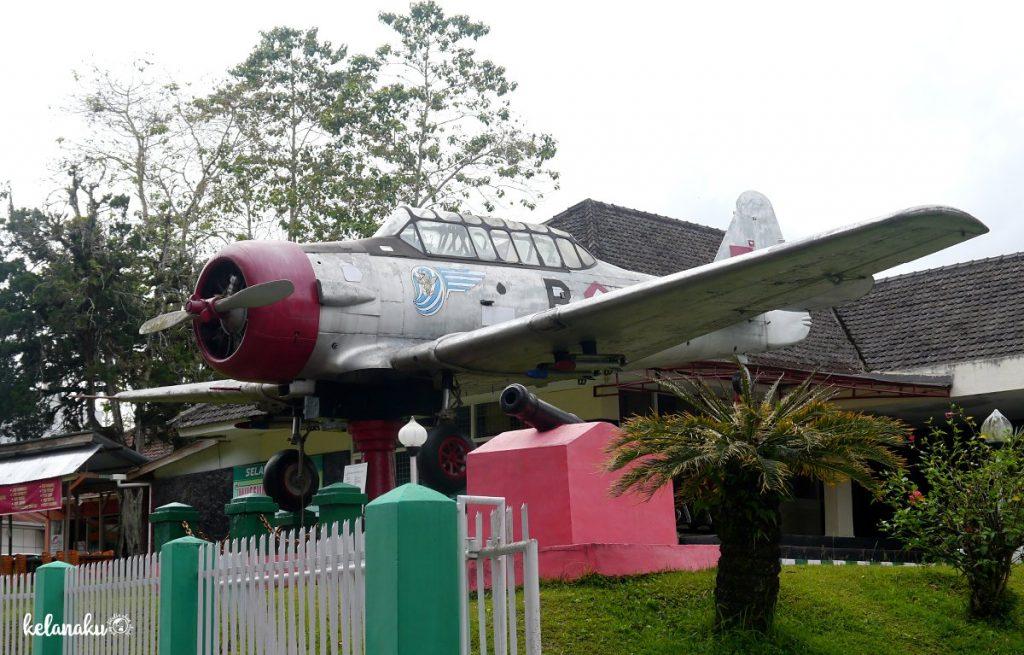 Museum Perjuangan Tri Eka Dharma, Bukittinggi
