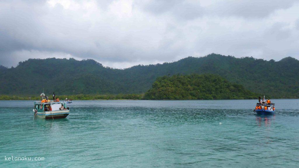 Pulau Sebeku