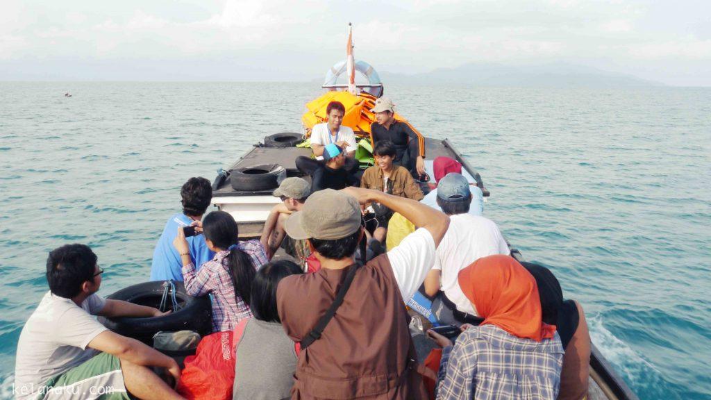 Transportasi Gunung Krakatau