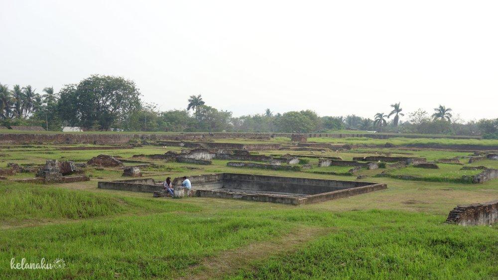 Sisa-sisa kejayaan Kesultanan Banten