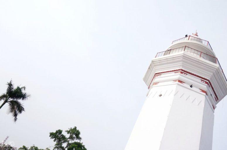 Masjid Agung Banten, Wisata Banten Lama