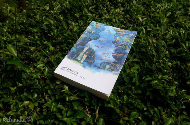 Buku Laut bercerita
