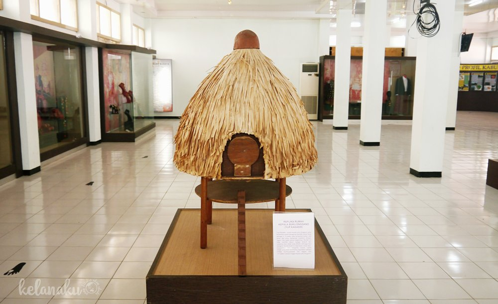koleksi Museum Negeri Bengkulu