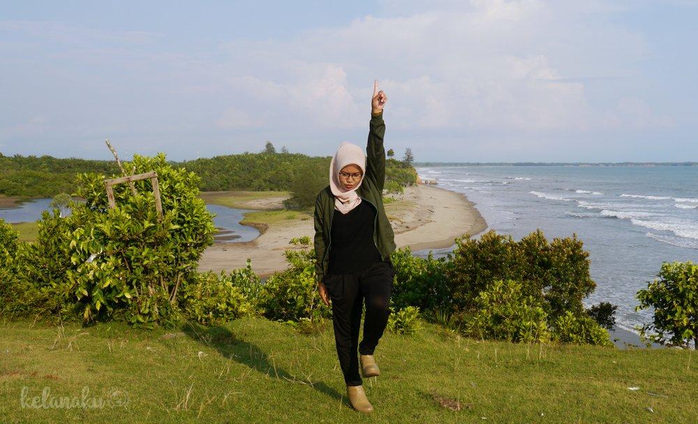Wisata Bengkulu, danau gedang