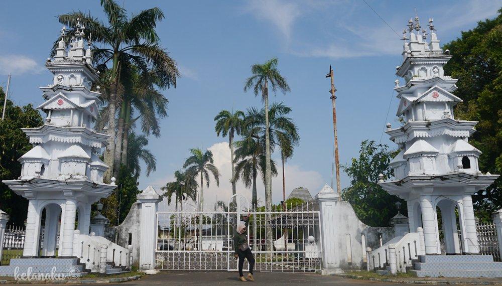 Wisata Bengkulu, bangunan tradisional