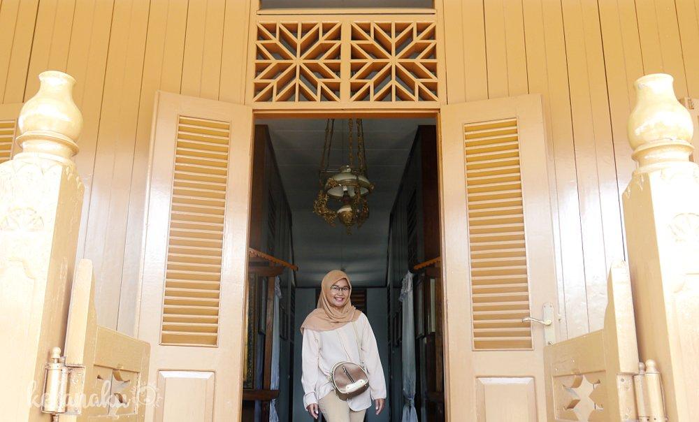Wisata Bengkulu, Rumah Kediaman Ibu Fatmawati Soekarno