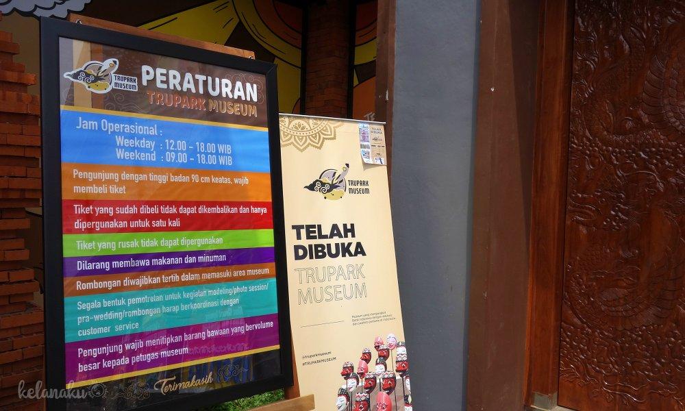Museum Trupark Batik Trusmi