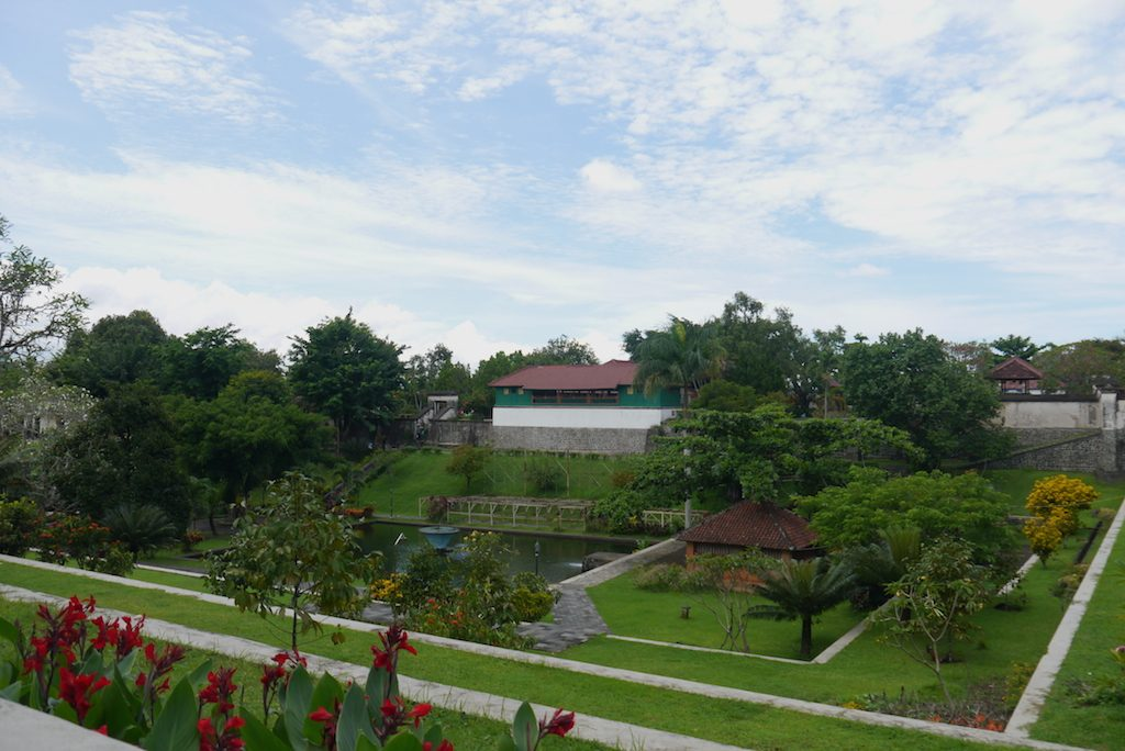 Balai Terang, Taman narmada