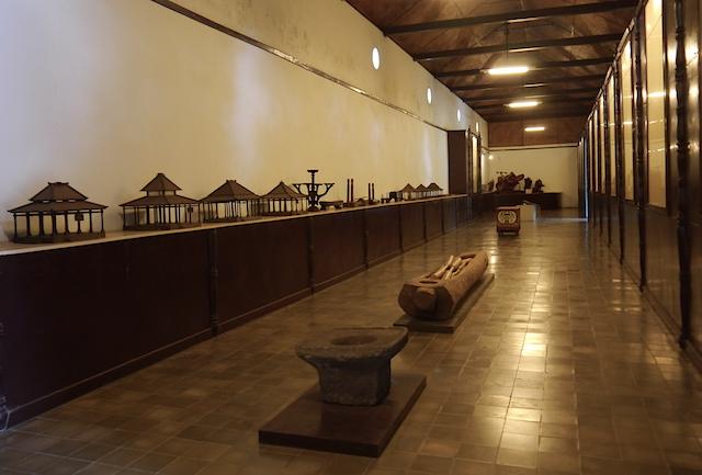 Salah satu ruang di Museum Kraton Surakarta