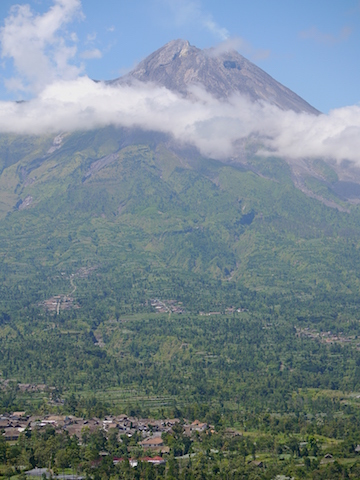 Gunung Merapi, I want to climb you