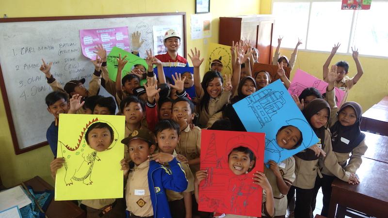 Bangun Mimpi Anak Indonesia