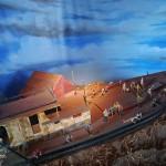 Diorama Tsunami Aceh