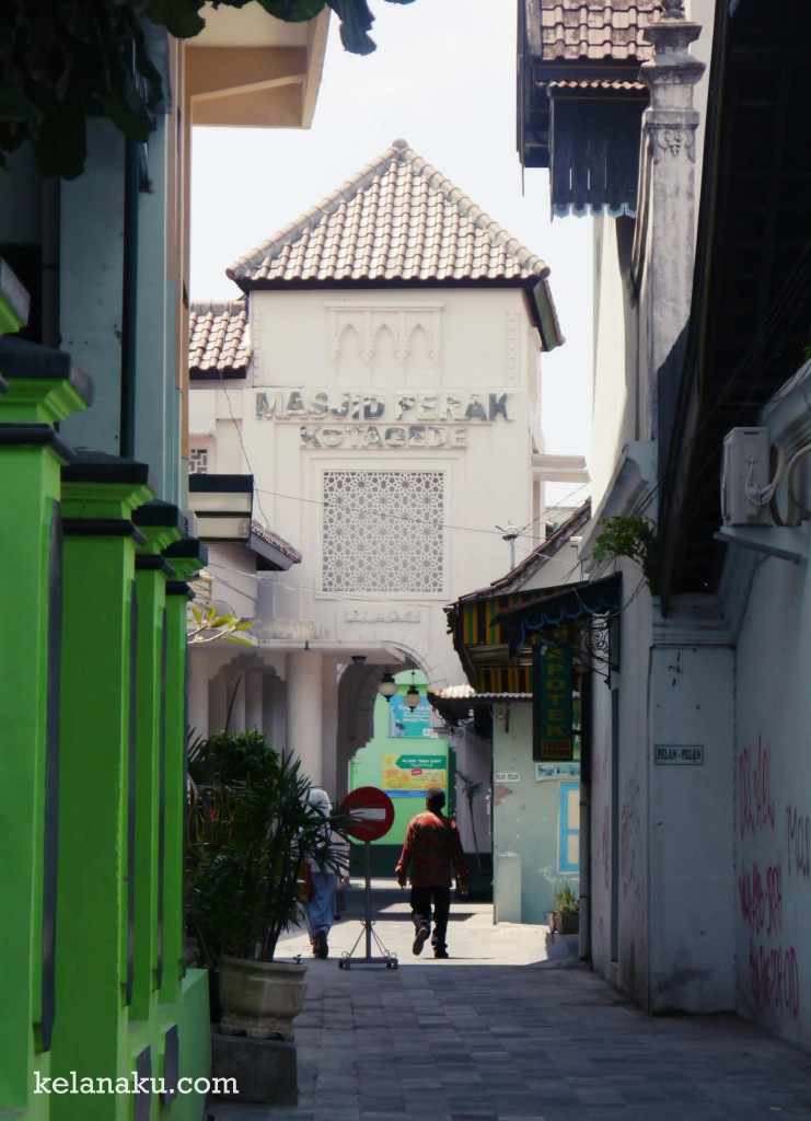 Masjid Perak Kotagede