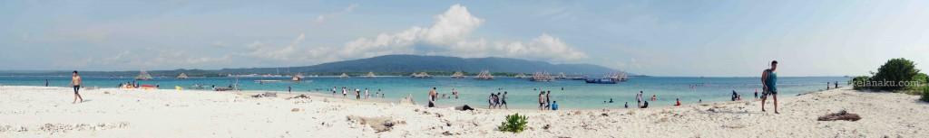 Aktifitas di Pulau Oar