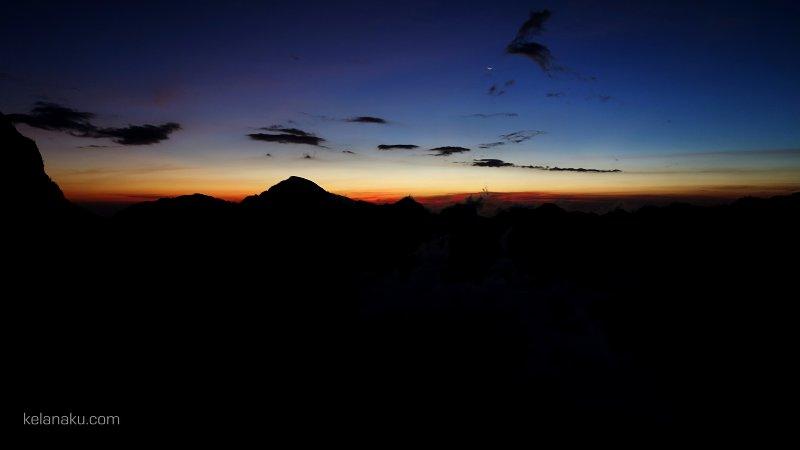 Senja di Plawangan