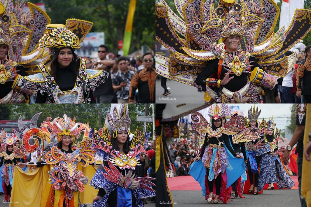 Pandeglang culture festival-Batik