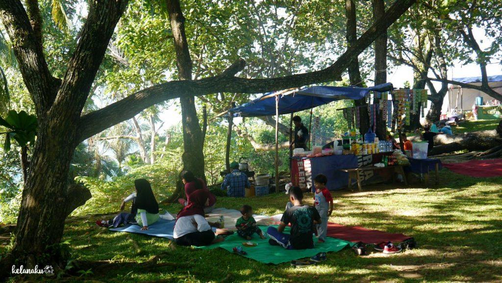 Taman Siti Nurbaya di Gunuang Padang