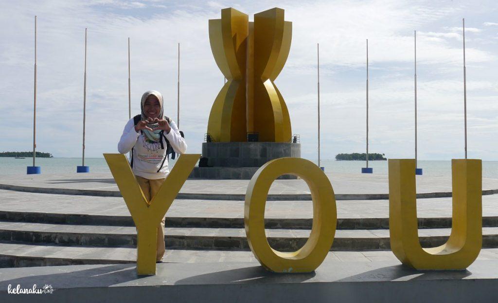Asean Youth Park Pantai Gandoriah pariaman, kelanaku.com