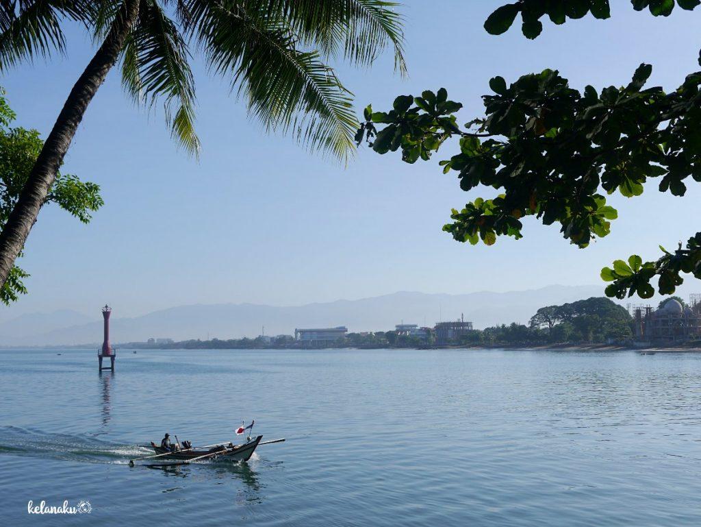 Pantai sekitar wisata Gunuang Padang