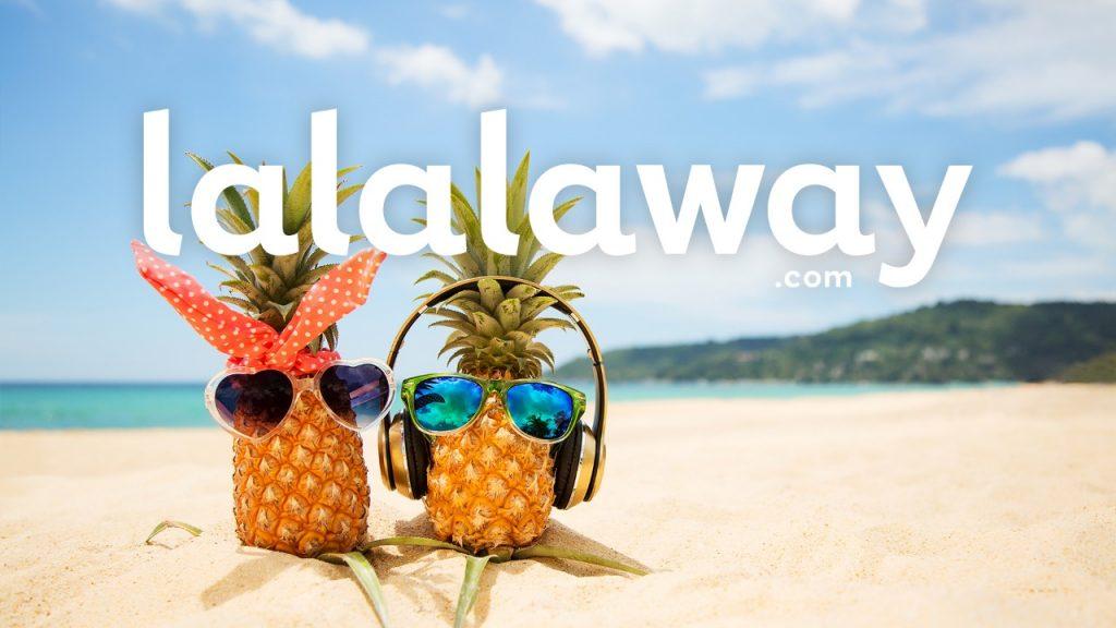 Situ booking hotel mewah super murah, lalalaway.com
