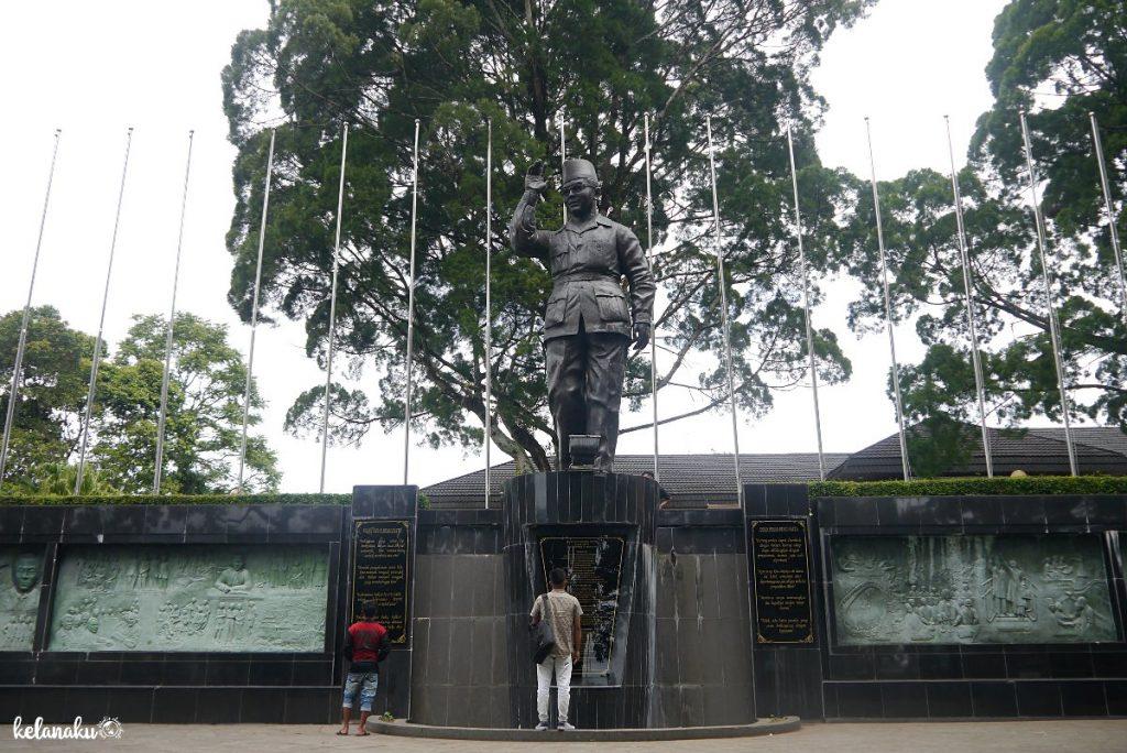 Monumen Bung Hatta, Bukittinggi