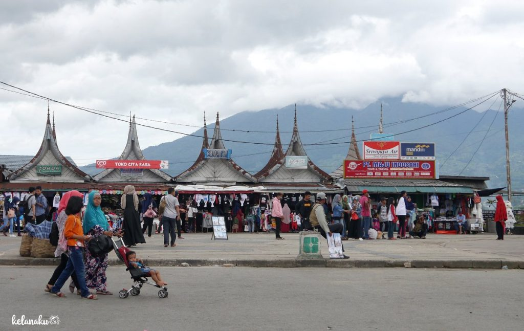 Pasar Atas Bukittinggi, Wisata Bukittinggi