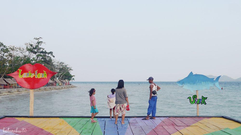 Pantai Klara 2 Lampung