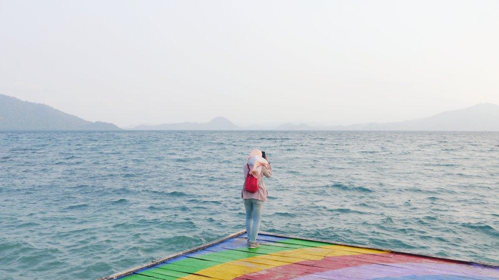 Pantai Klara 2 Pesawaran Lampung