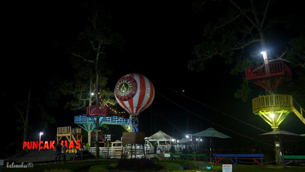 Puncak Mas Wisata Lampung