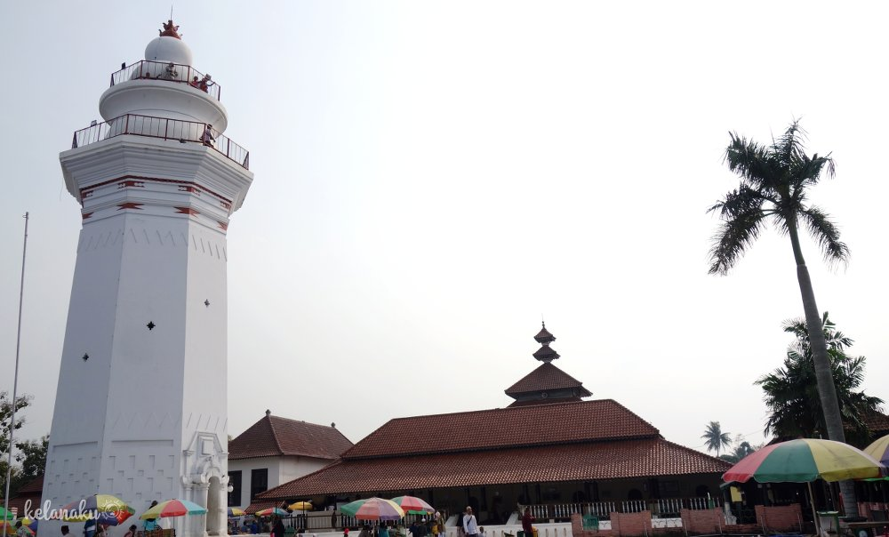 Mesjid Agung Banten Lama