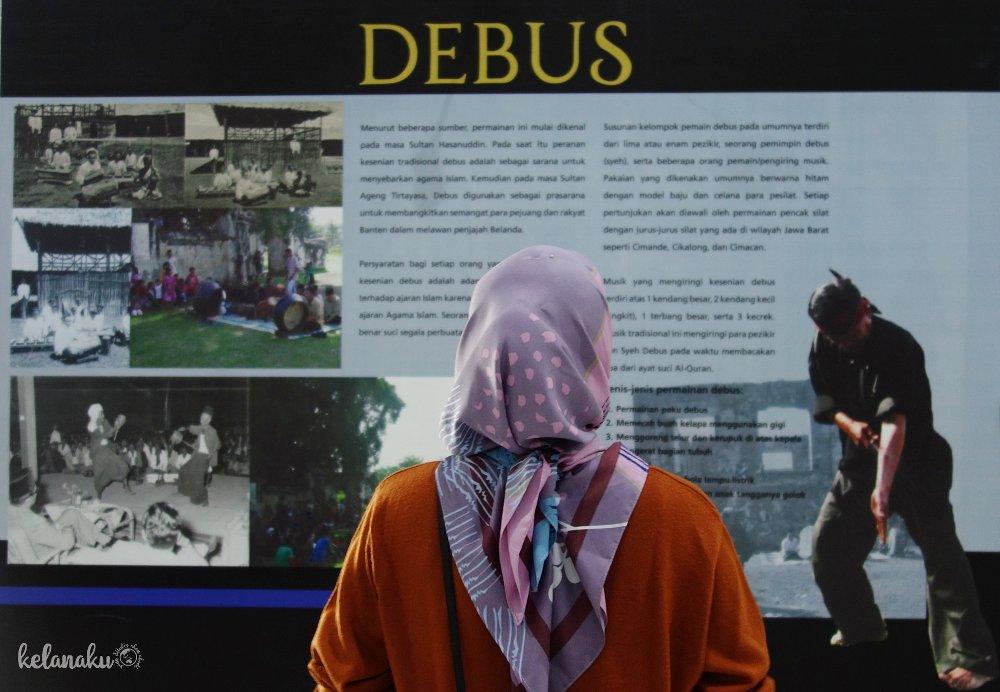 Koleksi Museum Situs Kepurbakalaan banten Lama