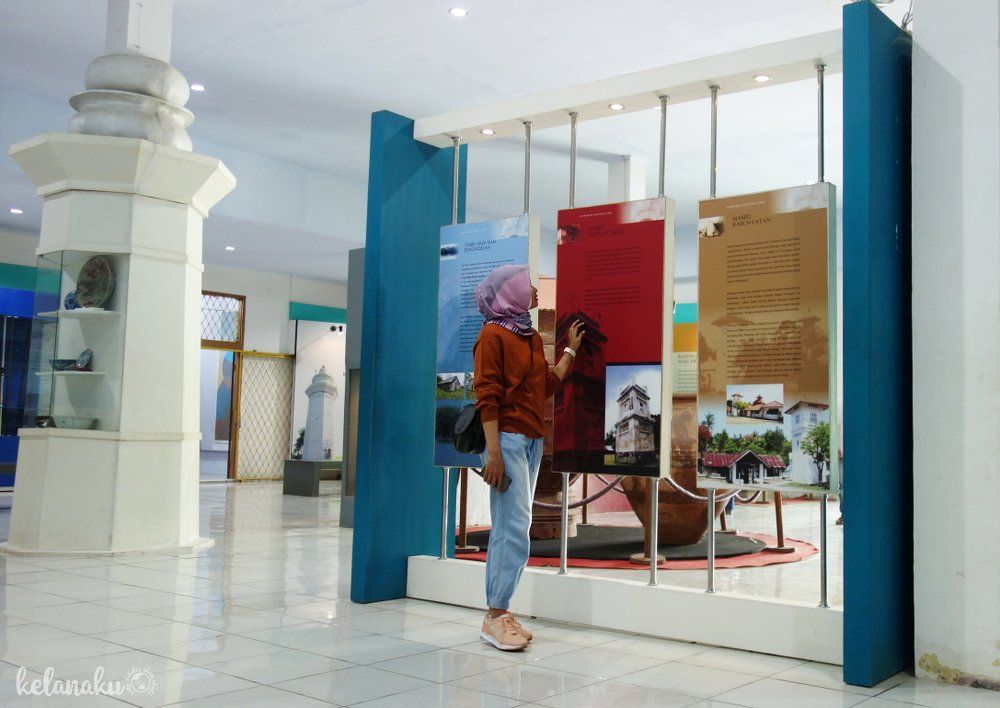 Koleksi Museum Kepurbakalaan Banten Lama