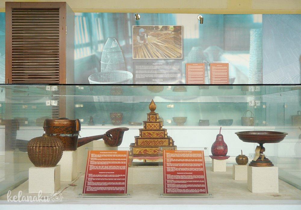 Koleksi Museum Balaputra dewa