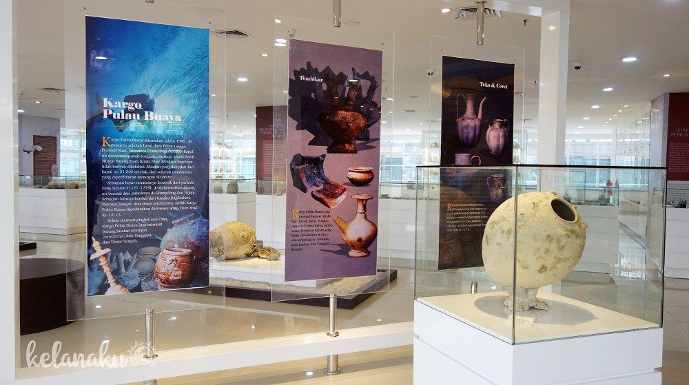 marine heritage gallery Jakarta