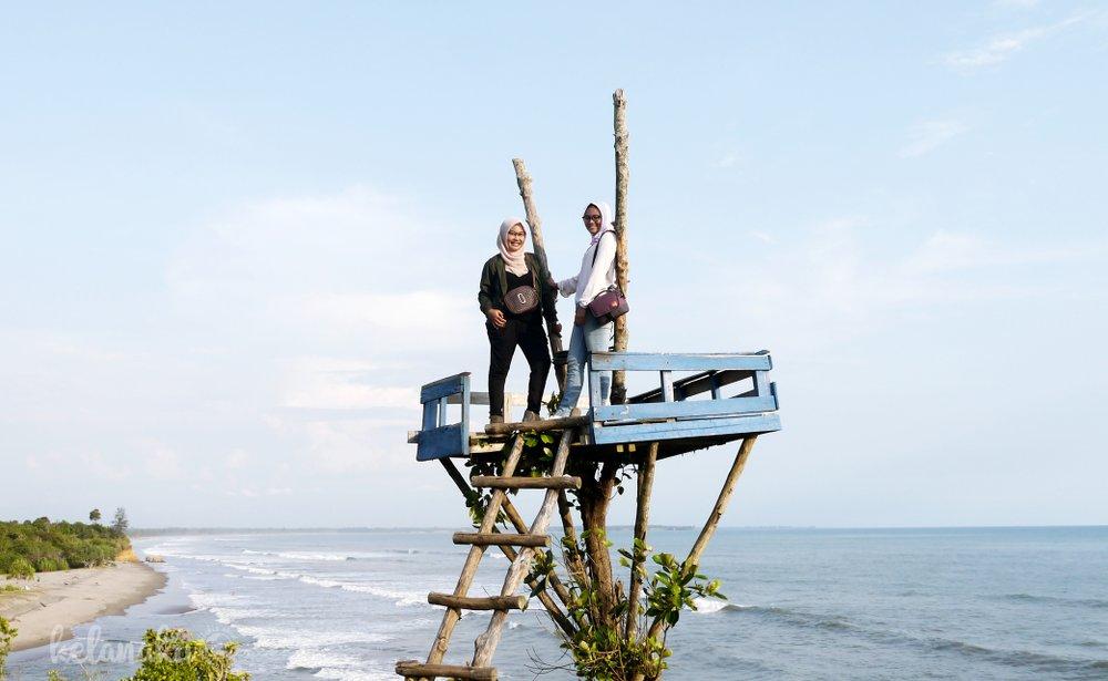 Wisata Bengkulu, Pantai Padang Betuah