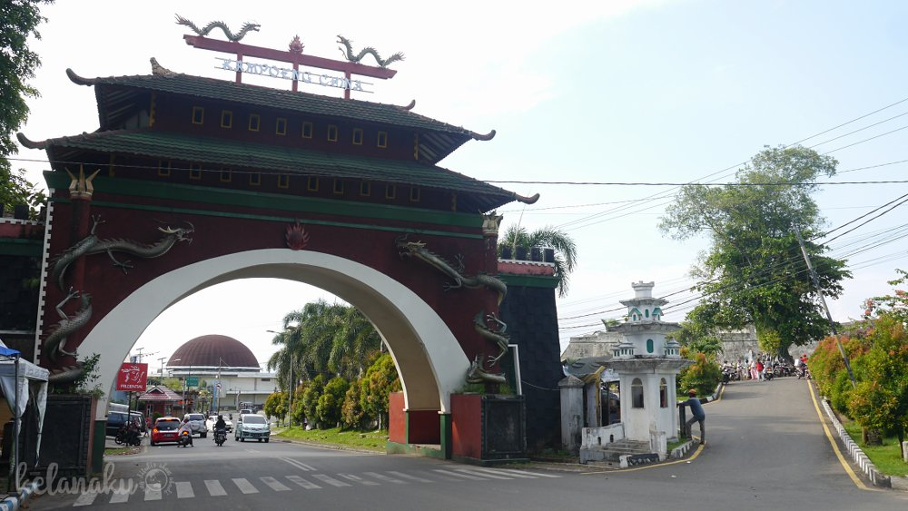 Wisata Bengkulu, China Town